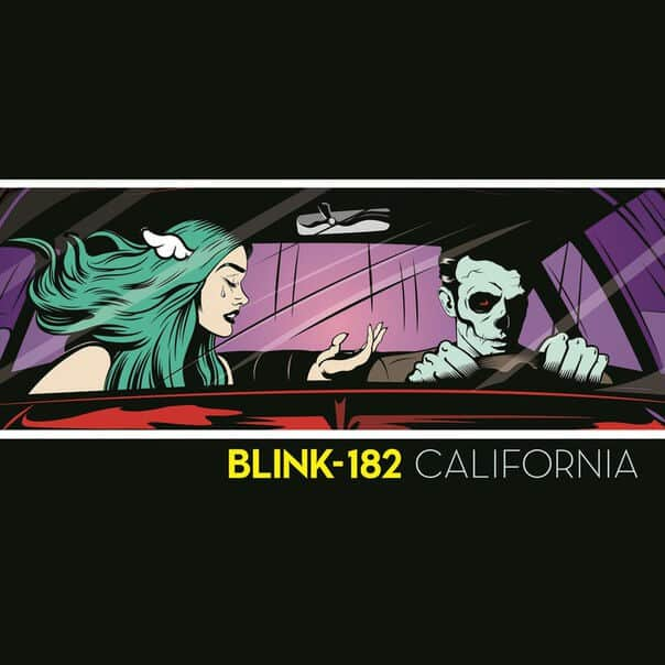 Blink-182 California (Deluxe Edition)