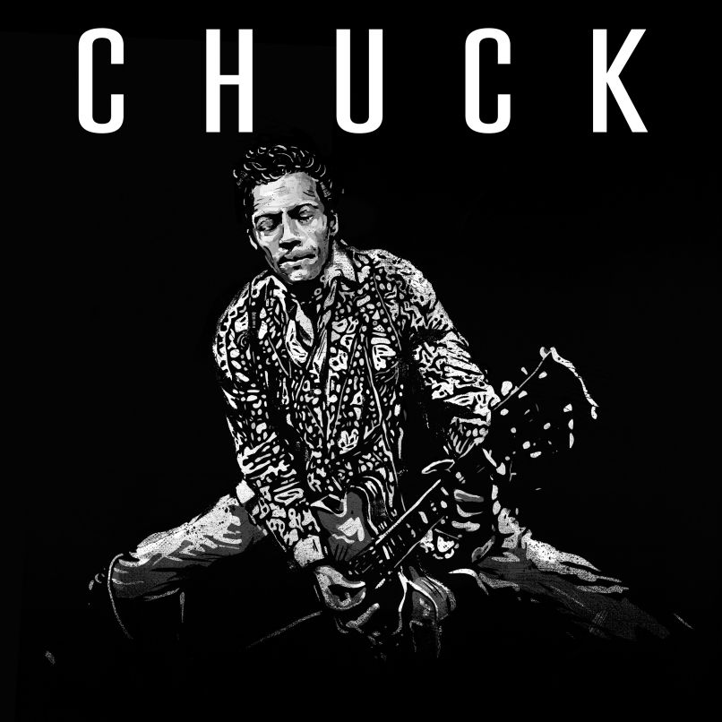 chuck berry album artwork