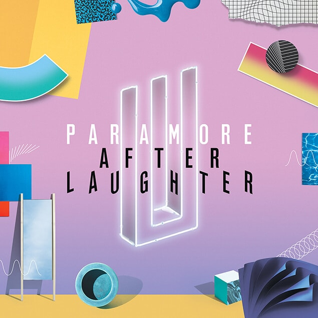paramore after laughter cover